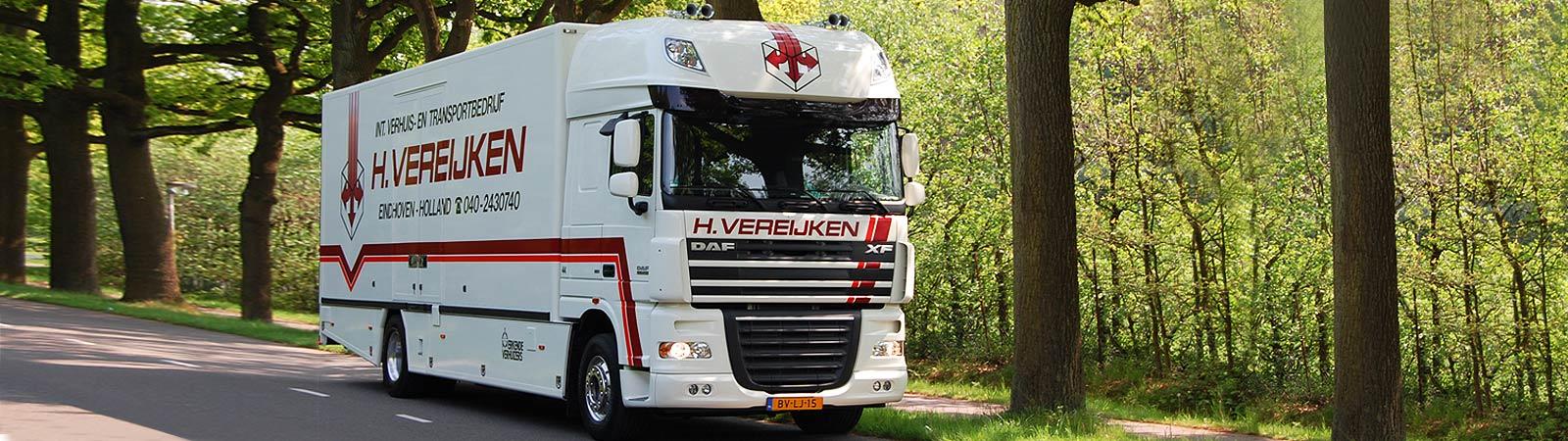 Vereijken Verhuisbedrijf Eindhoven