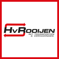 H. van Rooijen Verhuisbedrijf uit Eindhoven