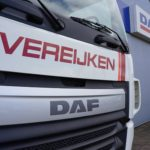Vereijken Transport & Verhuizing B.V. schaft nieuwe DAF CF 320 FA PX-7 aan